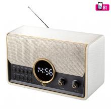 RRT 5B - Retro rádio, MP3-BT, digitálne
